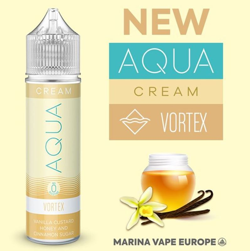 Aqua Cream Vortex