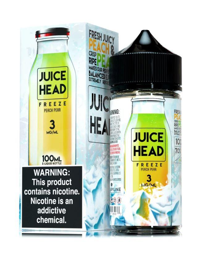 Juice Head Peach Pear Menthol