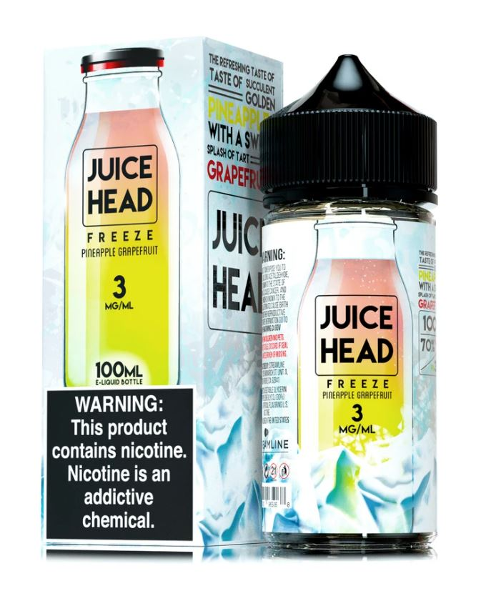 Juice Head Pineapple Grapefruit Menthol