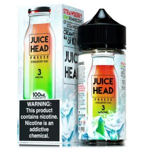 Juice Head Strawberry Kiwi Menthol