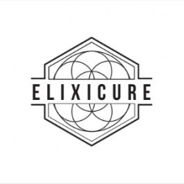 Elixicure Logo 300 x 300